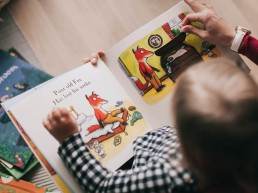 Read books to your child