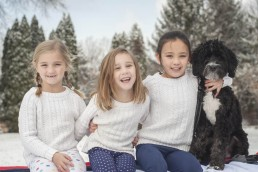 dogs (and cats) make your family healthier and happier